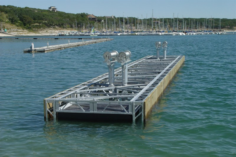 Floating Docks Manufacturing Company Indianapolis